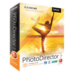 CyberLink PhotoDirector 7 Ultra for Mac (Download)