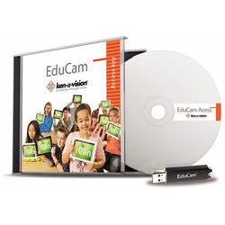 Ken-A-Vision EP-01 EduCam Access Software with Flash Drive