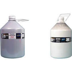 Goo Systems High Contrast +20 Finish Coat with High Contrast Reflective Coat Screen Goo Set (Pair of 1 Gal Bottles)