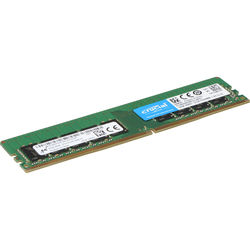 Crucial 16GB DDR4 2133 MHz UDIMM Memory Module