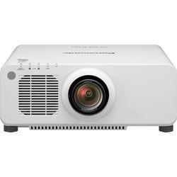 Panasonic 10,000 Lumens WXGA Resolution Digital Light Processing (DLP) Projector-White