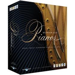 EastWest Quantum Leap Pianos Gold Edition - Virtual Instrument (Download)