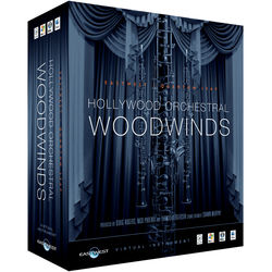 EastWest HOLLYWOOD WOODWINDS SILVR
