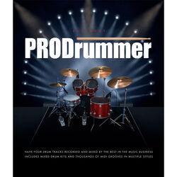 EastWest ProDrummer 2 - Virtual Instrument (Download)