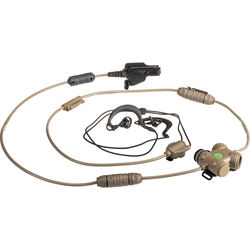 Silynx Communications CXPRRQH-D-003 CLARUS XPR, Smart Tactical Headset System with XTS/MTS Adapter Cable