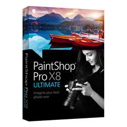 Corel PaintShop Pro X8 Ultimate (Download)