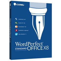 Corel WordPerfect Office X8 Standard Edition (Download)
