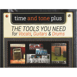 Softube Time and Tone Plus Bundle - Plug-In Upgrade for Time and Tone Users (Boxed Version)