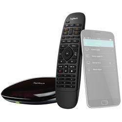 Harmony/Logitech Companion Whole-Home Remote Control (Black)