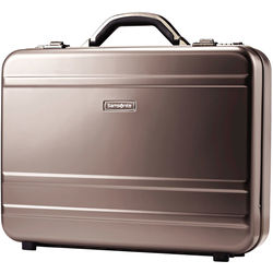 "Samsonite Delegate 3.1 Attache Briefcase with 17"" Laptop Compartment"