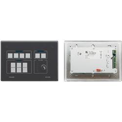 Kramer 12-Button K-NET Auxiliary Control Panel (Gray)