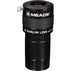 """Meade 2x Barlow Lens (2"""")"""