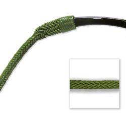 Carson ER-20 Braided Gripz Eyewear Retainer (Standard, Safari Green)