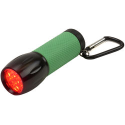 Carson SL-22 RedSight Red LED Flashlight (Clamshell Packaging)