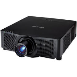 Christie D Series LW751i-D 3LCD Projector (No Lens, Black)