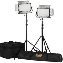 ikan Rayden Half x1 Daylight 5600 2-Point LED Light Kit