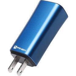 FINsix Dart 65W Laptop Charger (Blue)