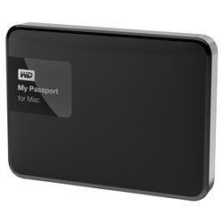 WD 4TB My Passport USB 3.0 Portable Hard Drive for Mac