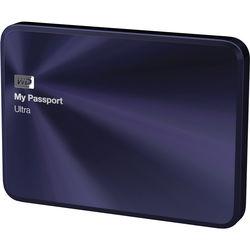 WD 4TB My Passport Ultra Metal Edition (Blue/Black)