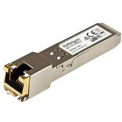 StarTech Gigabit RJ45 Copper SFP Transceiver Module - HP J8177C Compatible