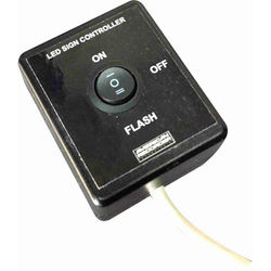 American Recorder OAS-CONTROLLER 1 Three-Way Control Switch for OAS-2000 Series LED Signs