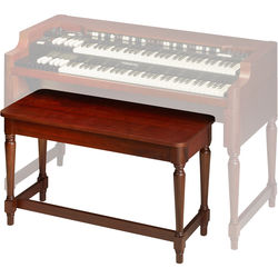 Hammond XK Vintage System Bench (Red Walnut)