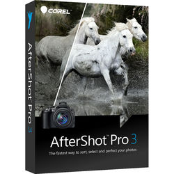 Corel AfterShot 3 (Card with Activation Code)