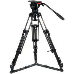 Secced Reach Plus 2 Kit with Two-Stage Carbon Fiber Tripod & Fluid Head