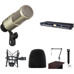 Heil Sound Heil Sound PR 40 Microphone & PreSonus Studio Preamp Broadcaster Kit