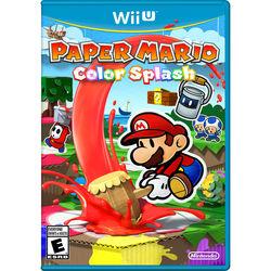 Nintendo Paper Mario: Color Splash (Wii U)