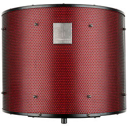 sE Electronics 10th Anniversary Limited Edition Reflexion Filter PRO Acoustic Absorber (Red)