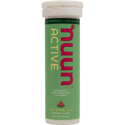 nuun Active Hydration Tablets (Watermelon, 8-Tube Pack)