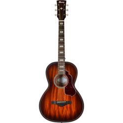 Ibanez AVN4 Artwood Vintage Series Parlor Guitar (Vintage Mahogany Sunburst)