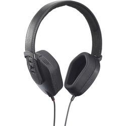 Pryma Leather & Aluminum Headphones (Carbon Black)