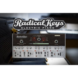 Propellerhead Software Radical Keys Rack Extension Virtual Electric Piano for Reason (Download)