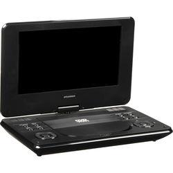 "Sylvania SDVD9000B2 9"" Swivel Style Portable DVD Player"
