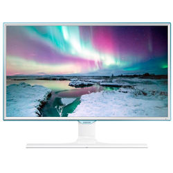 """Samsung S27E370DS 27"""" 16:9 Wireless Charging FreeSync LCD Monitor"""