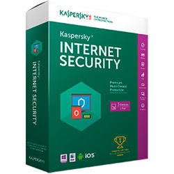 Kaspersky Internet Security 2016 (OEM, 1-Device, 1-Year Protection)