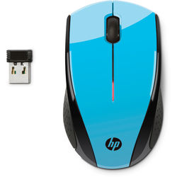 HP X3000 Wireless Mouse (Blue)