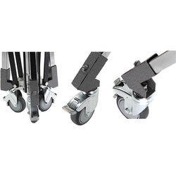 Matthews Caster Set (3) for 1 Beefy Baby Stand