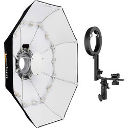 "Impact Folding Beauty Dish with Speedlight Adapter (40"")"