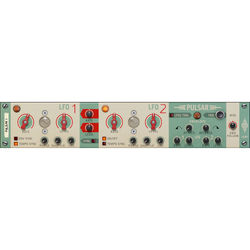 Propellerhead Software Pulsar LGM-1 Dual-LFO Rack Extension for Reason (Download)