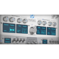 Propellerhead Software Parsec Spectral Synthesizer Rack Extension for Reason (Download)