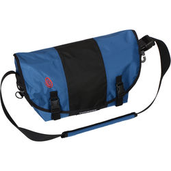 Timbuk2 Classic Messenger Bag (Medium, Blue/Black/Blue)