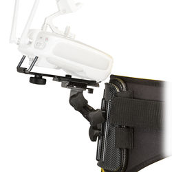 Hoodman Drone Controller Support Belt with DJI Mount Kit