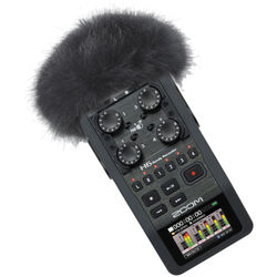 K-Tek Microphone Windscreen Topper for Zoom H6, XY Capsule