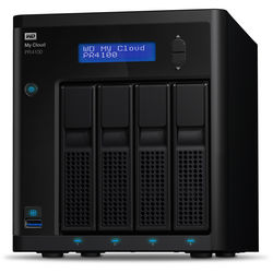 WD My Cloud PR4100 4-Bay NAS Enclosure