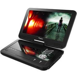 "Impecca DVP-1016K 10.1"" Portable DVD Player ()"