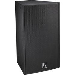 "Electro-Voice EVF-1152S Single 15"" 2-Way Full-Range Indoor Loudspeaker System (EVCoat-Finish, Black)"