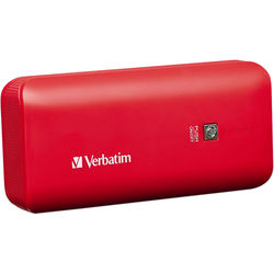 Verbatim 4400mAh Portable Power Pack (Red)